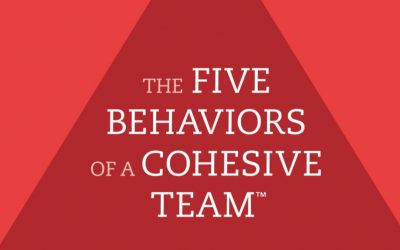 The Five Bahaviors of a Cohesive Team® | Call to Action for Dutch-, and International Executive Teams